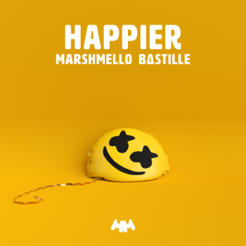 Marshmello & Bastille Happier music review