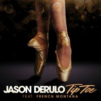 Jason Derulo - Tip Toe (feat. French Montana) artwork
