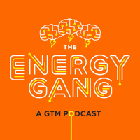 Podcast cover art for The Energy Gang