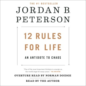 12 Rules for Life: An Antidote to Chaos (Unabridged) - Jordan B. Peterson & Norman Doidge, M.D. - foreword audiobook, mp3