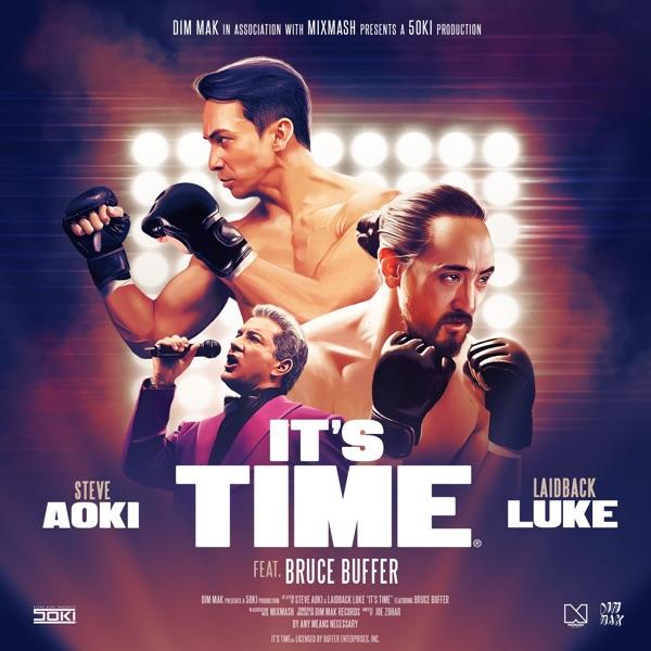 It's Time (feat. Bruce Buffer) - Single