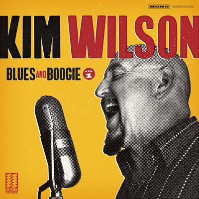 Blues and Boogie, Vol. 1 - Kim Wilson album