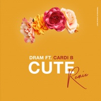 Cute (Remix) [feat. Cardi B] - Single Mp3 Download