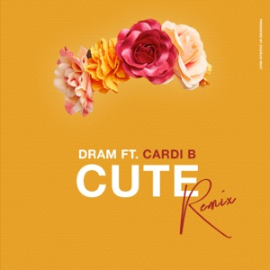 Cute (Remix) [feat. Cardi B] - Single Mp3 Download