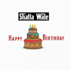 Shatta Wale - Happy Birthday artwork