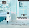 Tra Nguyen, Prague Radio Symphony Orchestra & Kerry Stratton - Raff: Works for Piano & Orchestra artwork