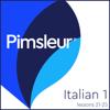 Pimsleur - Pimsleur Italian Level 1 Lessons 21-25  artwork