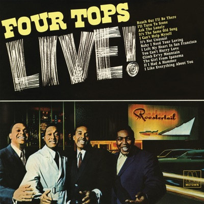 Four Tops Live! - The Four Tops