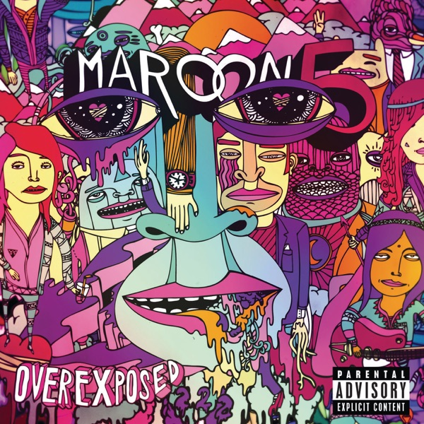 Maroon 5 - Overexposed (Deluxe Version) album wiki, reviews