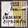 Die Goldenen Zitronen - More Than a Feeling artwork