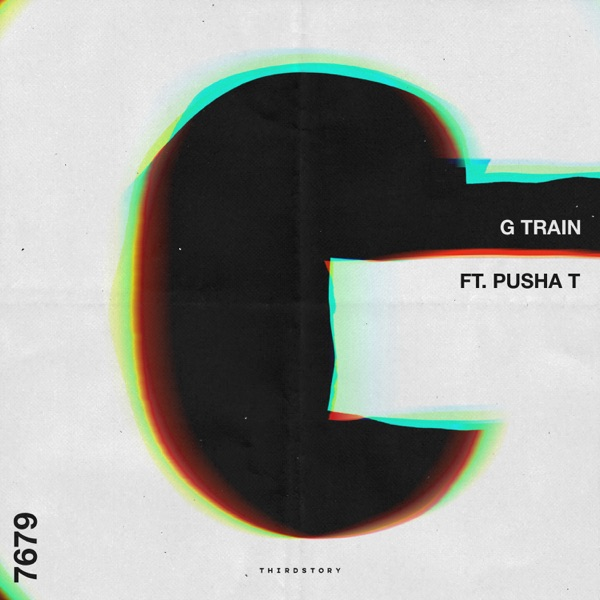 G Train (feat. Pusha T) - Single
