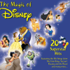 Verschiedene Interpreten - The Magic of Disney: 20 Superstar Hits Grafik