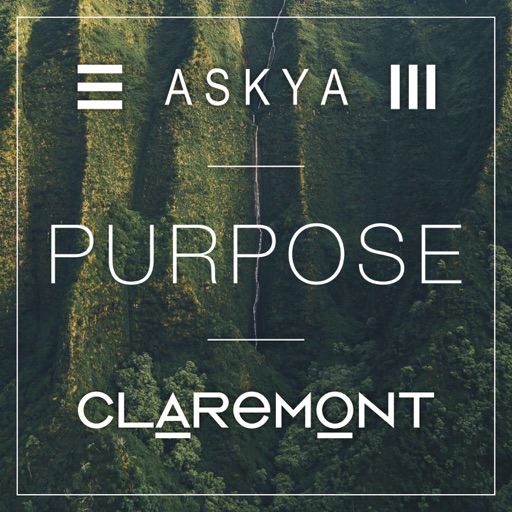 Purpose - Single by Claremont & ASKYA