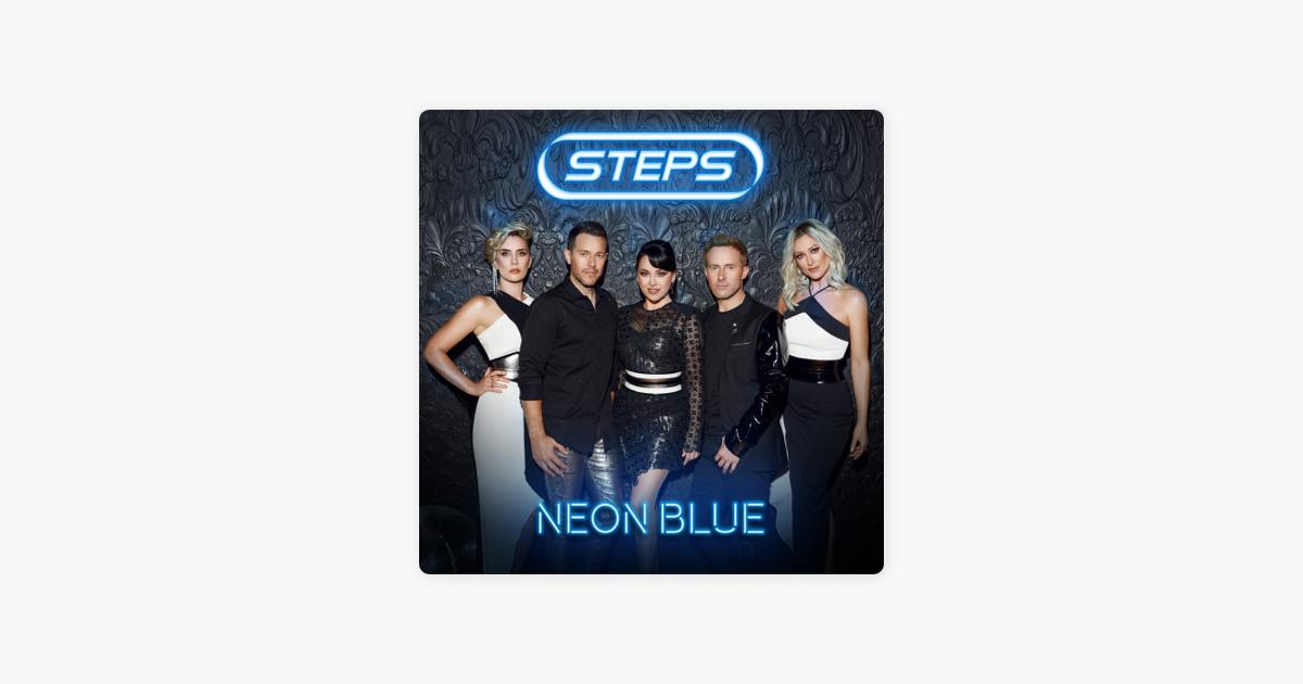 stepsの neon blue 7th heaven remixes single をapple musicで