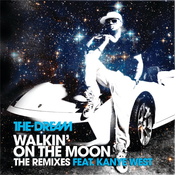 Walkin' On the Moon (The Remixes) - EP