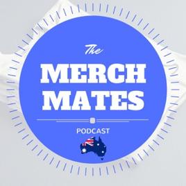 Merch Mates - Merch By Amazon & T-Shirt Dropshipping Podcast