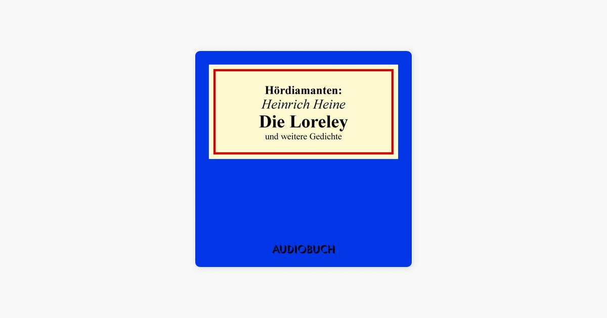 heinrich heine gedichte loreley