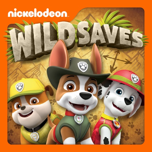 PAW Patrol, Wild Saves movie poster