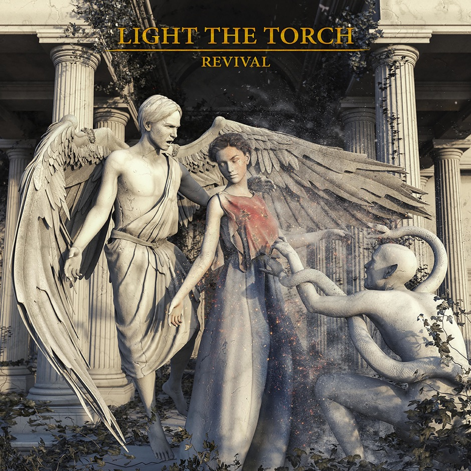 Light The Torch - Revival cover art