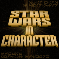 Podcast cover art for Star Wars In Character