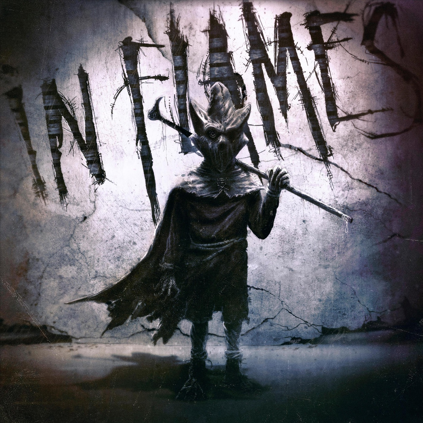 In Flames - I, the Mask [single] (2019)