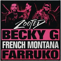 BECKY G feat FRENCH MONTANA, FARRUKO - Zooted Chords and Lyrics