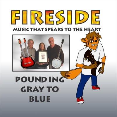 Pounding Gray to Blue (Live) - Single - Fireside