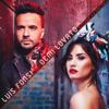 Luis Fonsi & Demi Lovato - Échame La Culpa ilustración