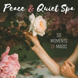 Peace & Quiet Spa - 50 Moments of Magic, Smooth Sensations, Body & Mind  Wellness, Pure Harmony, Divine Delights de Relaxing Spa Music Zone