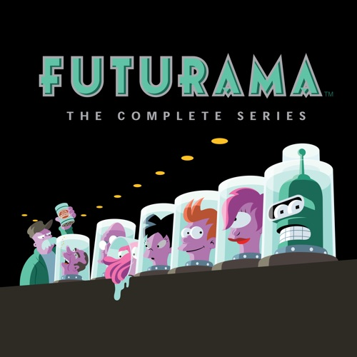 Futurama, Complete Series movie poster