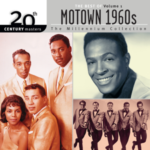 Various Artists - 20th Century Masters - The Millennium Collection: Best of Motown 1960s, Vol. 1