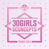 PRODUCE 48 - 30 Girls 6 Concepts - EP