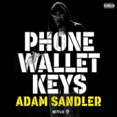 Phone Wallet Keys-Adam Sandler