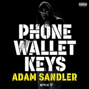 Phone Wallet Keys - Adam Sandler - Adam Sandler