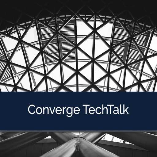 Cover image of Converge TechTalk