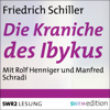 Friedrich Schiller - Die Kraniche des Ibykus Grafik