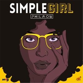 Simple Girl - Single by Philmon