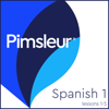 Pimsleur - Pimsleur Spanish Level 1 Lessons  1-5  artwork