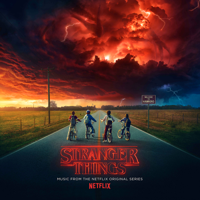 Various Artists - Stranger Things (Soundtrack from the Netflix Original Series) artwork