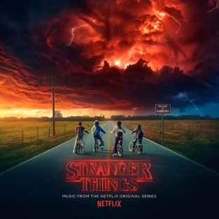 Stranger Things (Soundtrack from the Netflix Original Series) – Various Artists