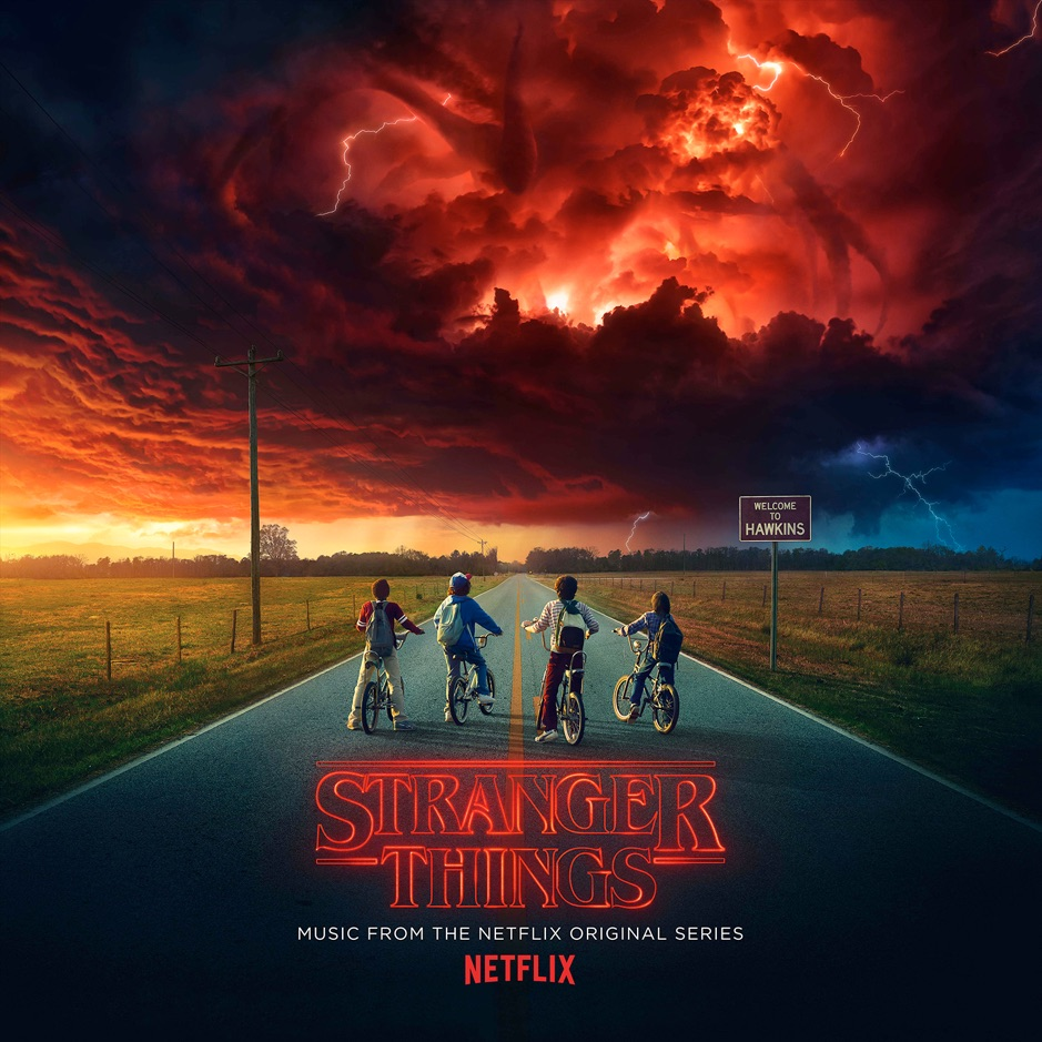 Various Artists Stranger Things (Soundtrack from the Netflix Original Series) Album Download