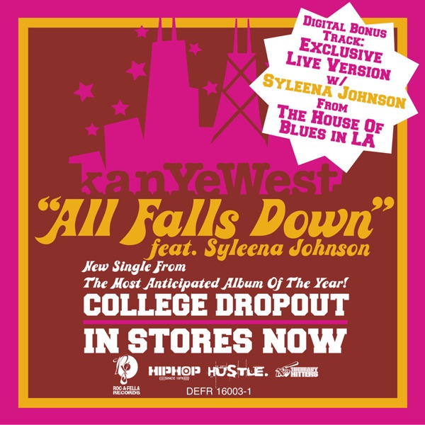 All Falls Down (Live from The House of Blues) - Single