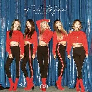 Full Moon – EP – EXID