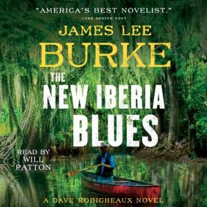 The New Iberia Blues (Unabridged) - James Lee Burke audiobook, mp3