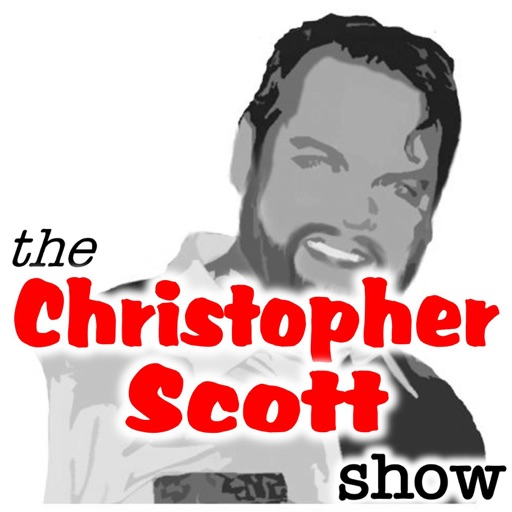 Cover image of The Christopher Scott Show Talk Radio Podcast