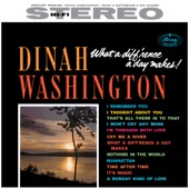 Dinah Washington - That's All There Is to That