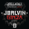 J Balvin - Ginza (Atellagali In Da House Remix) ilustración