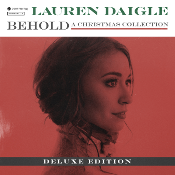Lauren Daigle Behold (Deluxe) music review