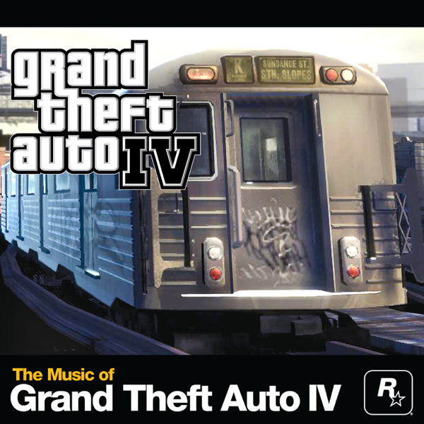 The Music of Grand Theft Auto IV by Various Artists