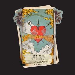 View album Halsey - Alone (Calvin Harris Remix) [feat. Stefflon Don] - Single